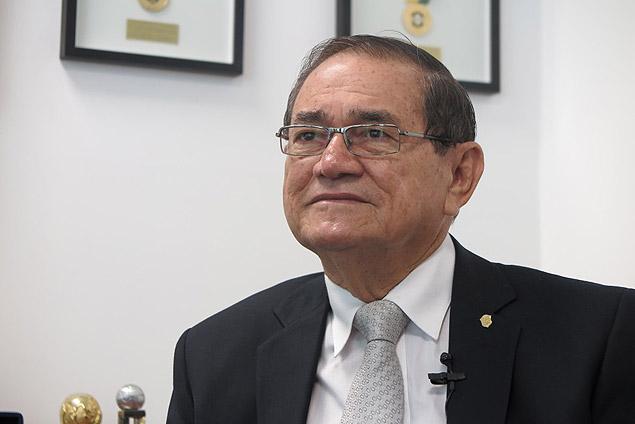 Antonio Carlos Nunes, presidente da Federação Paraense de Futebol e novo vice da CBF