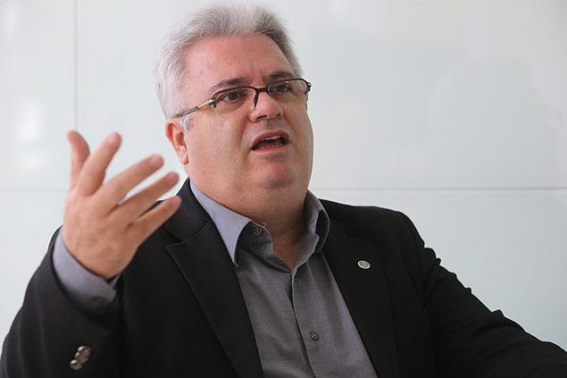 Sérgio Corrêa, chefe da arbitragem no Brasil. (Crédito: Roberto Moreyra/Extra/Agência O Globo)